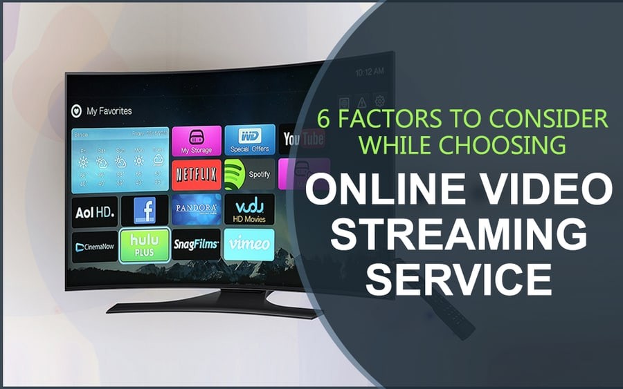 Best Online Video Streaming Services