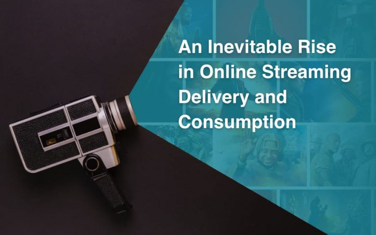 Rise in Online Streaming Services by up to 20 percent due to Coronavirus