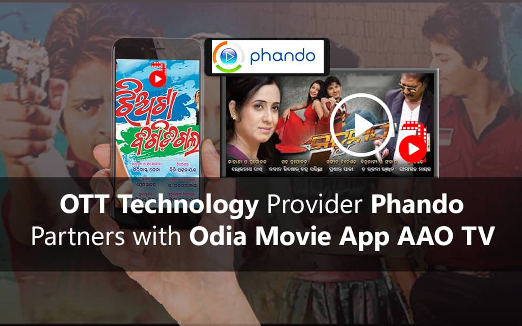 Phando Partners with AAO TV