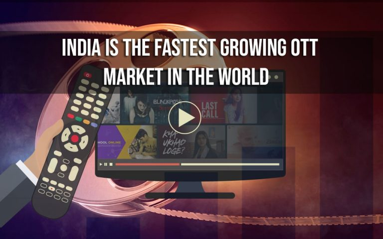 Fastest Growing OTT Market In The World