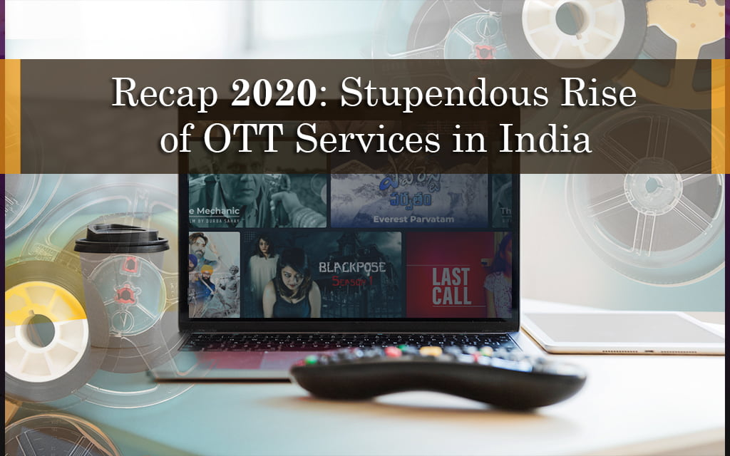 Rise of OTT services in India