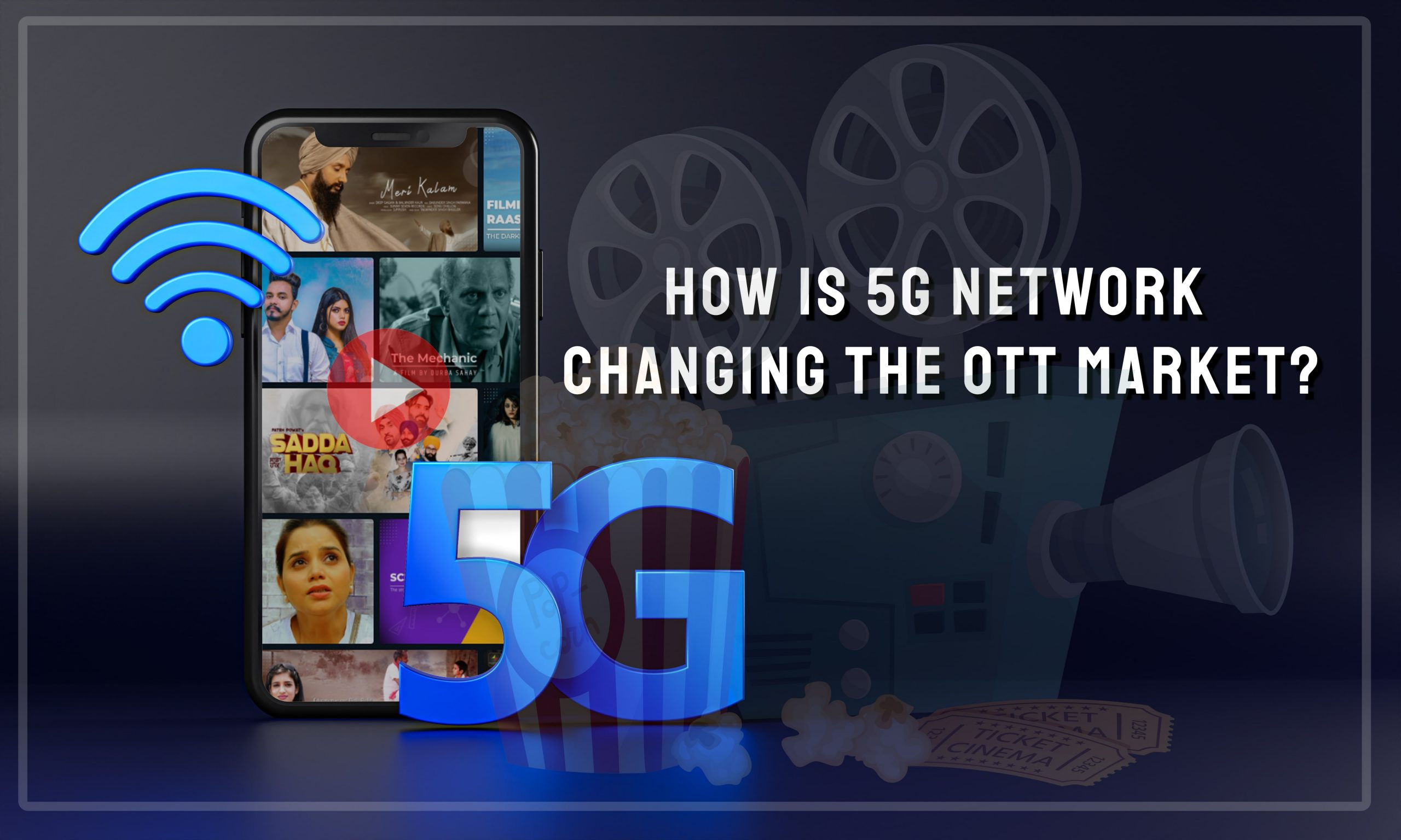 5G and OTT in India